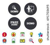 demo with cursor icon....