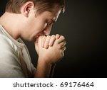 young man | Shutterstock . vector #69176464