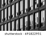 design details of modern and...   Shutterstock . vector #691822951