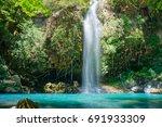area de conservaci n guanacaste ... | Shutterstock . vector #691933309