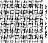 abstract halftone black and... | Shutterstock . vector #691937509