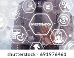 Investigation business concept. ...