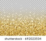 glitter particles effect for... | Shutterstock .eps vector #692023534