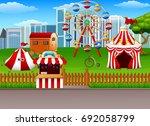 vector illustration of...   Shutterstock .eps vector #692058799