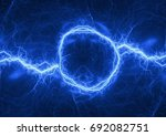 Cool Electrical Background ...