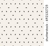 vector seamless pattern. modern ... | Shutterstock .eps vector #692132725