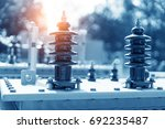 High Voltage Transformer With...