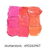 nine samples of different... | Shutterstock . vector #692262967