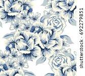 abstract elegance seamless... | Shutterstock . vector #692279851
