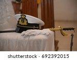 Navy Officer Hat