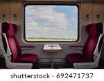 slovak train | Shutterstock . vector #692471737