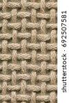 Seamless Texture Of Woolen...
