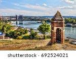 serbia  belgrade   july 26 ...   Shutterstock . vector #692524021