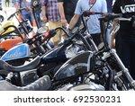 serdang  malaysia  july 29 ... | Shutterstock . vector #692530231