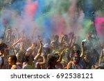 odessa  ukraine   august 5 ... | Shutterstock . vector #692538121