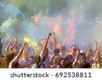 odessa  ukraine   august 5 ... | Shutterstock . vector #692538811