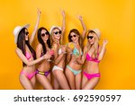 crazy  funky  summer mood.... | Shutterstock . vector #692590597