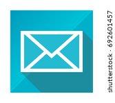 e mail icon simple vector...