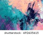 cold multicolor beautiful...   Shutterstock . vector #692635615