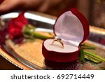 Small photo of A wedding ring