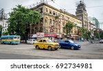 august 06 2017  kolkata west... | Shutterstock . vector #692734981