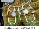 "close up of a typical bavarian ""... 