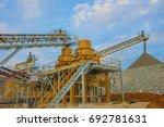 mine | Shutterstock . vector #692781631