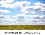 russia  village   tambov region ...   Shutterstock . vector #692924719