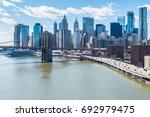 new york   Shutterstock . vector #692979475