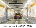 Channel Tunnel  England  June ...