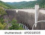 dam | Shutterstock . vector #693018535