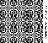 seamless pattern with black... | Shutterstock .eps vector #693034951