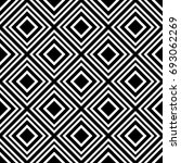 vector seamless abstract... | Shutterstock .eps vector #693062269