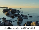 Beautiful Baltic Sea Landscape...