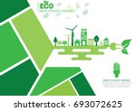 ecology connection  concept... | Shutterstock .eps vector #693072625