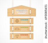 infographic design elements for ...   Shutterstock .eps vector #693085651
