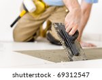 home improvement  renovation  ... | Shutterstock . vector #69312547