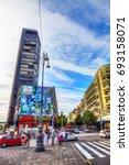 serbia  belgrade   july 26 ...   Shutterstock . vector #693158071