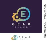 gear cloud initial letter e...