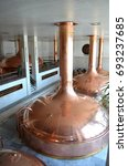 Small photo of Alembic in a brewery