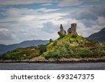 Small photo of Castle Moil, Isle of Skye, Scotland