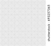 repeated white mini triangles... | Shutterstock .eps vector #693257365