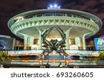 vancouver  british columbia ... | Shutterstock . vector #693260605