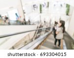 abstract blur in luxury... | Shutterstock . vector #693304015