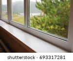 Empty Window Sill