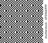seamless optical geometric... | Shutterstock .eps vector #693466999