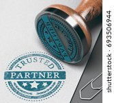 Trusted Partner Mark Imprinted...