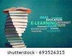learning. | Shutterstock . vector #693526315