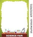 science fair  vector... | Shutterstock .eps vector #693529051