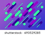 abstract colorful background... | Shutterstock .eps vector #693529285